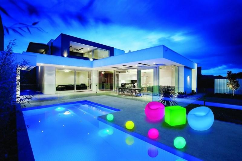 lumiere piscine led castorama