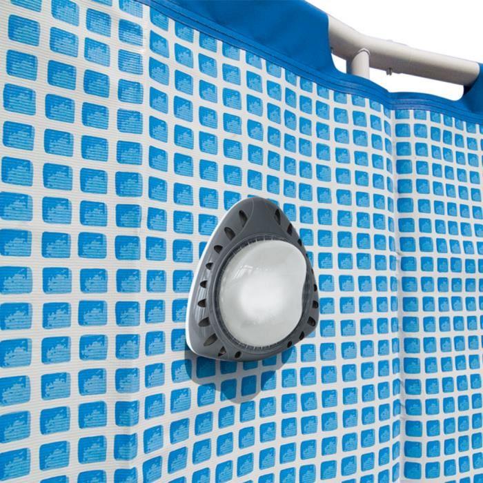 lumiere piscine magnetique