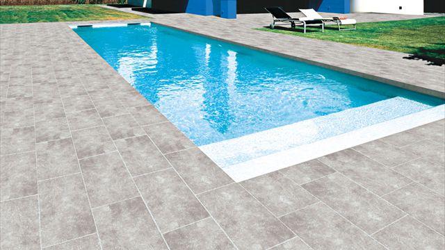 plage piscine castorama