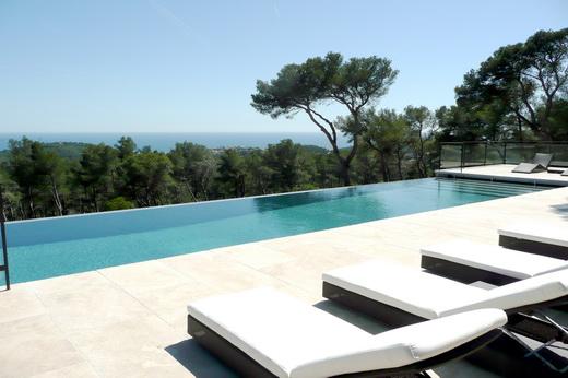 plage piscine design