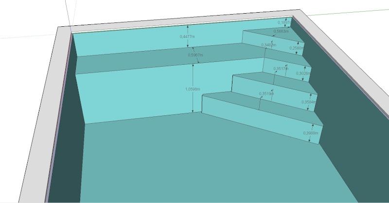 plage piscine hauteur. Black Bedroom Furniture Sets. Home Design Ideas
