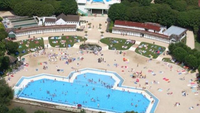 plage piscine l'isle adam