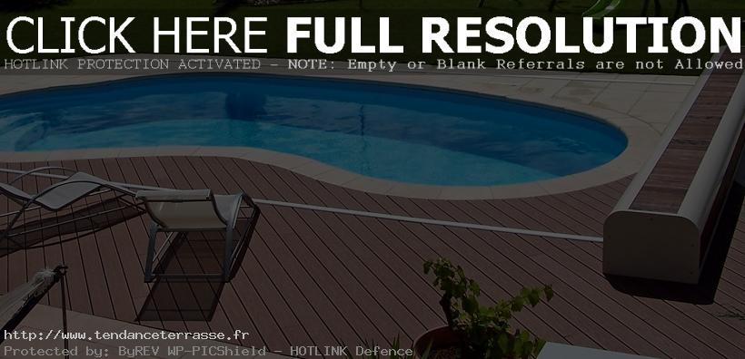 plage piscine materiaux composites