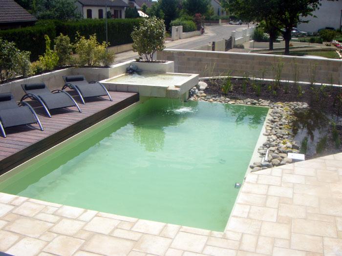 plage piscine materiaux