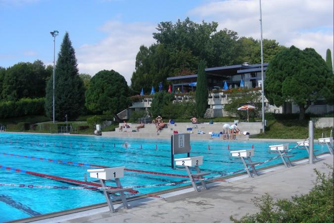plage piscine nyon