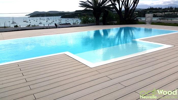 plage piscine pvc