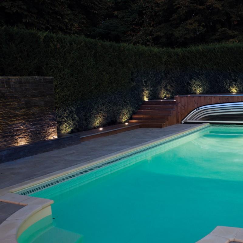 projecteur piscine 24v