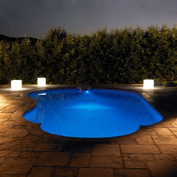 projecteur piscine gr.i 181 - 50 w