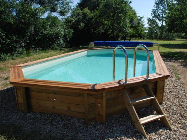 projecteur piscine wood line