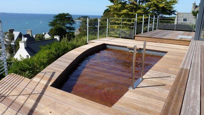 terrasse piscine amovible