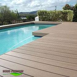 terrasse piscine bois ou composite