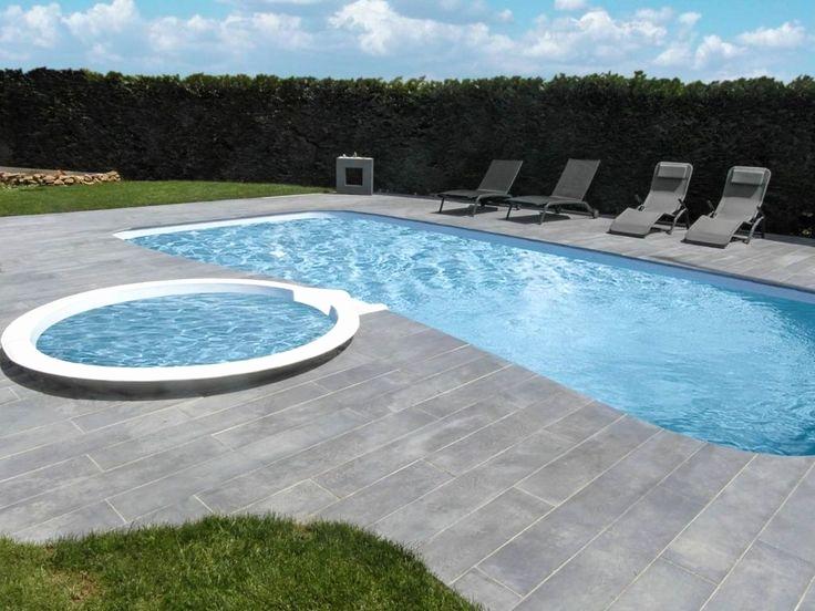 terrasse piscine castorama