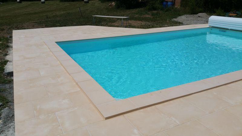 Terrasse piscine dallage - Dalle piscine ...