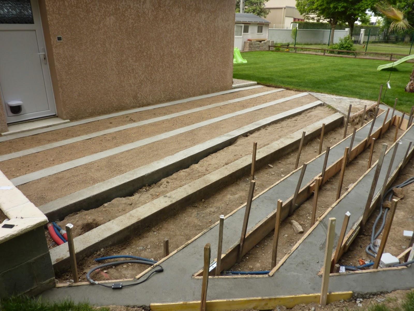 Comment faire un coffrage en bois pour fondation