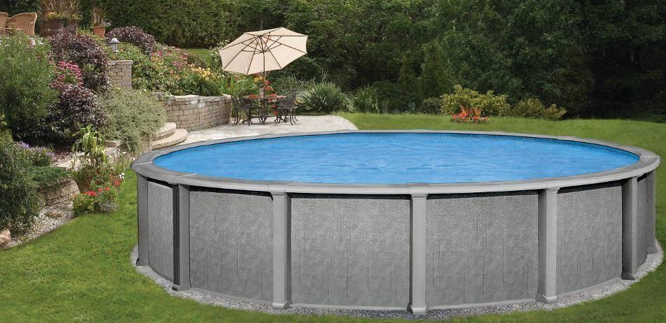 terrasse piscine hors sol acier. Black Bedroom Furniture Sets. Home Design Ideas