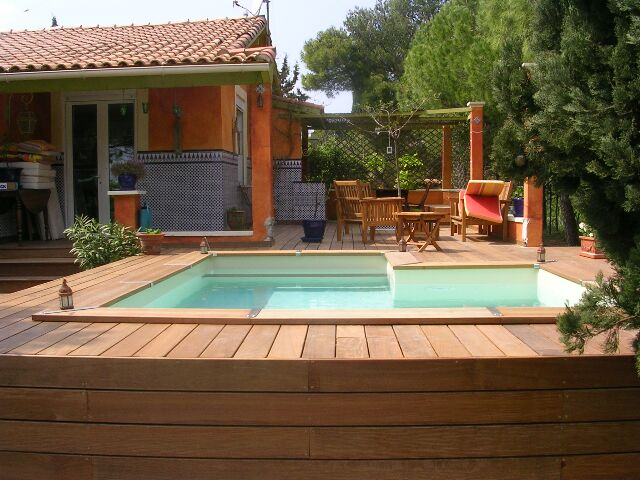 Piscine Hors Sol Sur Terrasse terrasse piscine hors sol