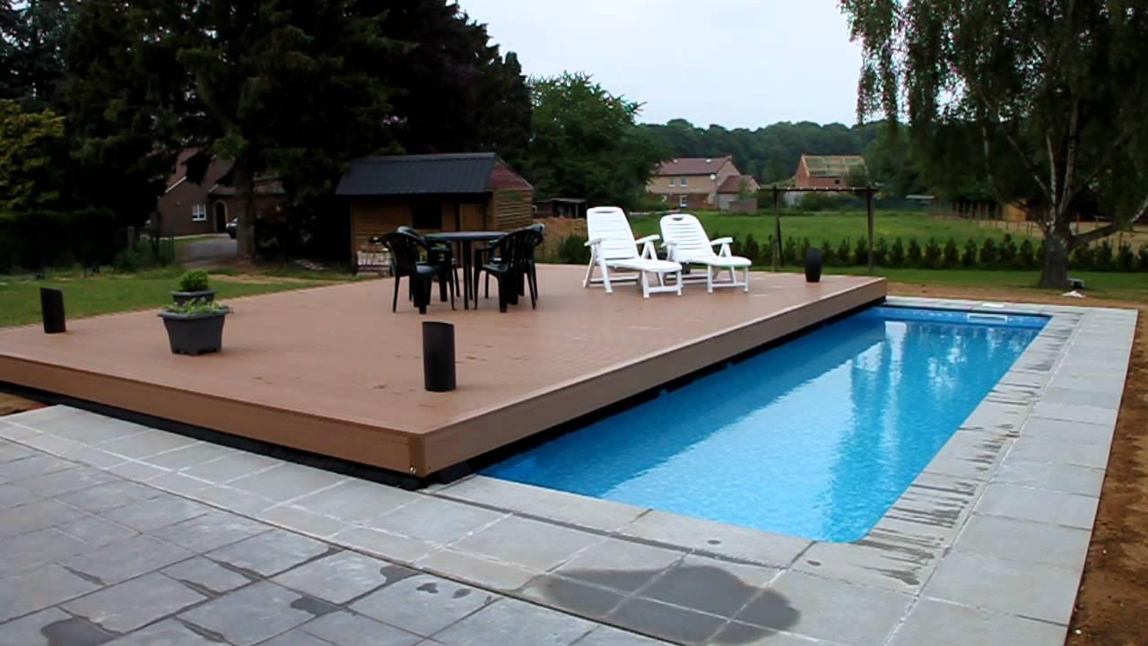Terrasse piscine image - Protection pour piscine enterree ...