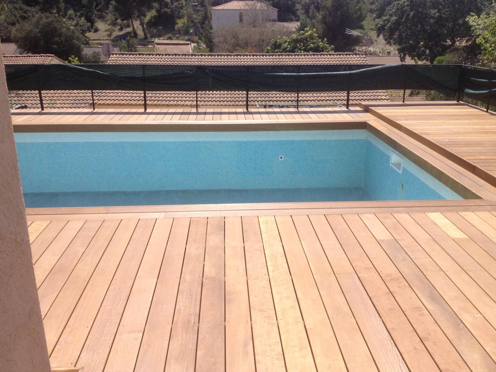 terrasse piscine itauba