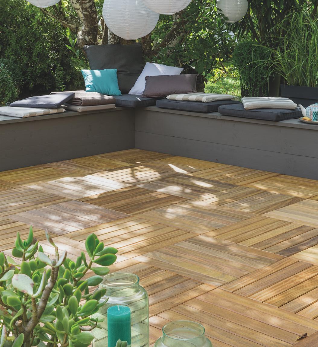 terrasse piscine leroy merlin. Black Bedroom Furniture Sets. Home Design Ideas