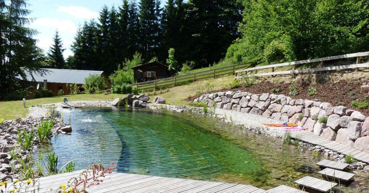 terrasse piscine naturelle