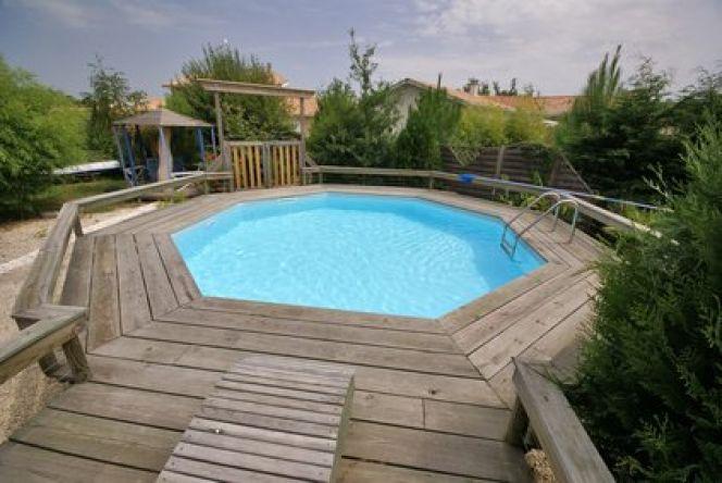 terrasse piscine ronde