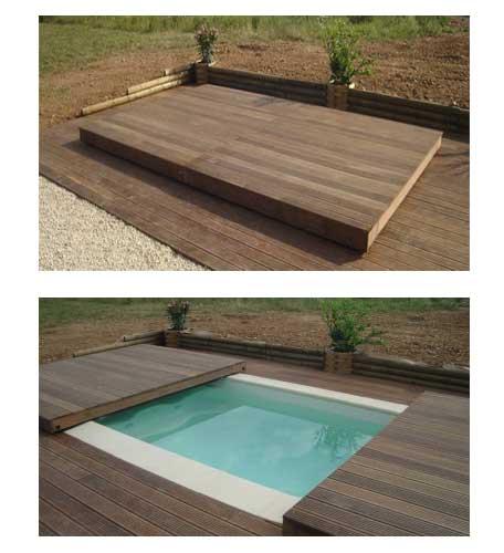 terrasse piscine roulante