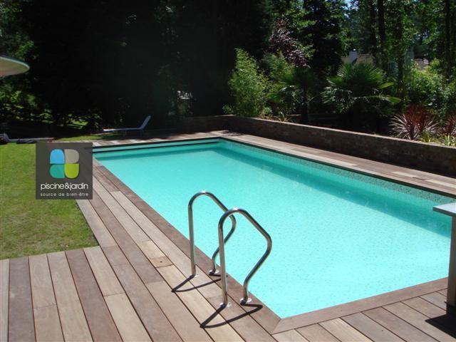 terrasse piscine sans margelle. Black Bedroom Furniture Sets. Home Design Ideas