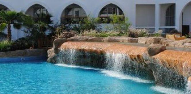amenagement piscine cascade