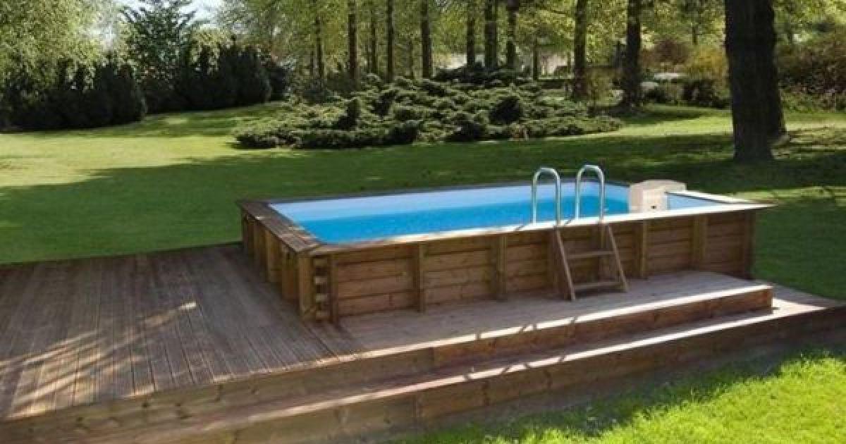 amenagement piscine hors sol rectangulaire