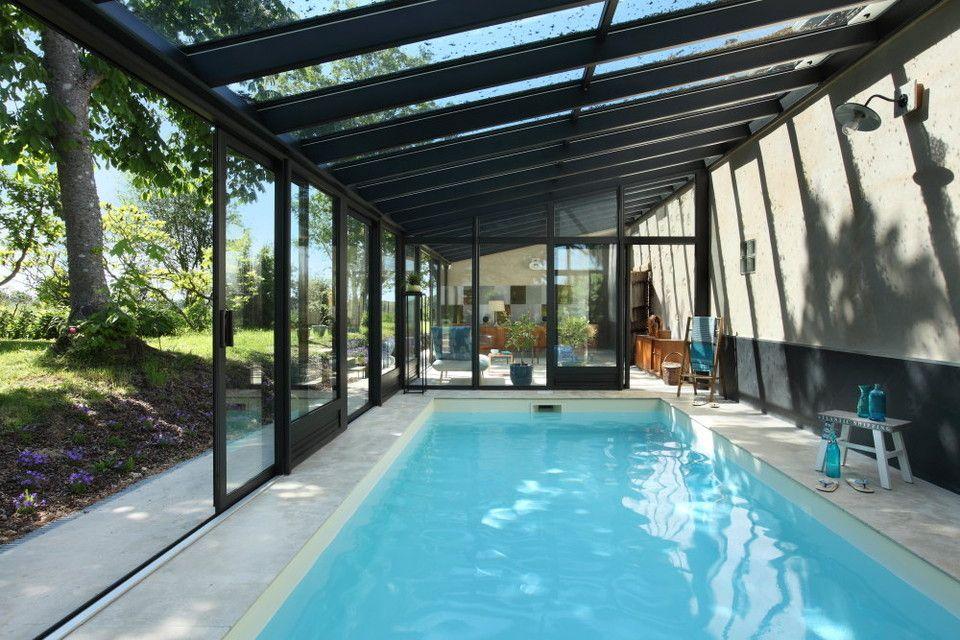 amenagement piscine interieure