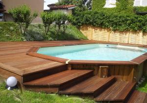Amenagement piscine leroy merlin - Piscine tubulaire intex leroy merlin ...