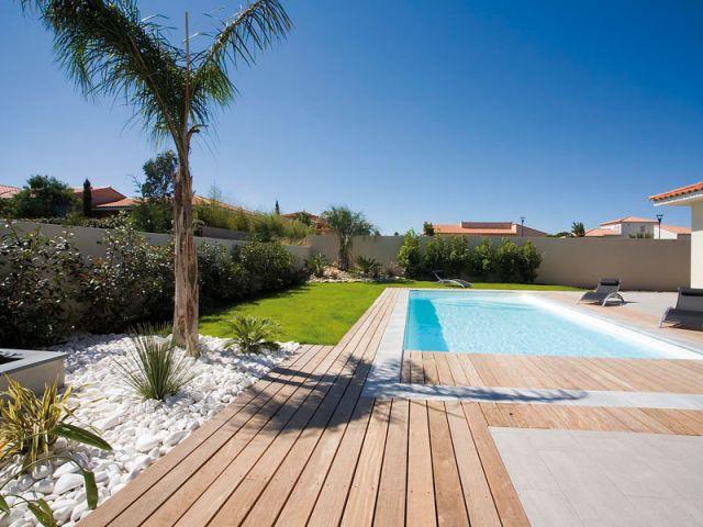 amenagement piscine mediterranee
