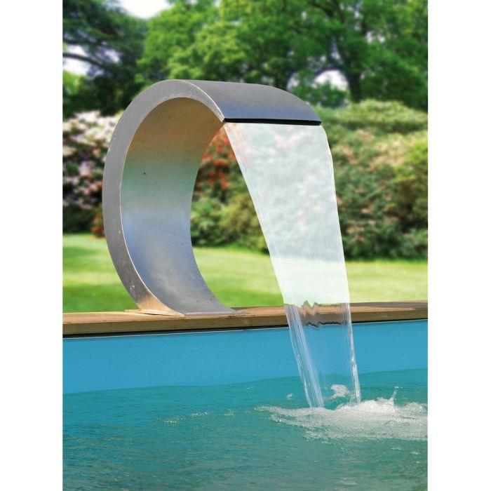 cascade piscine inox pas cher