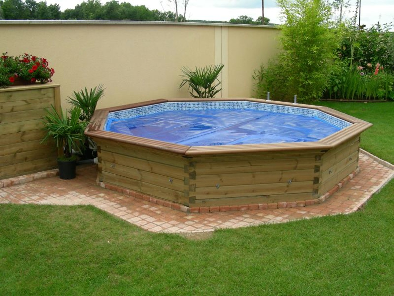deco piscine hors sol bois