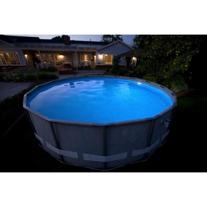 eclairage piscine magnetique