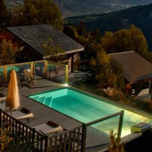 lumiere piscine piscinelle
