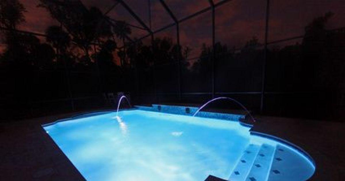 projecteur piscine ne fonctionne plus